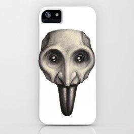 Pulcinello iPhone Case