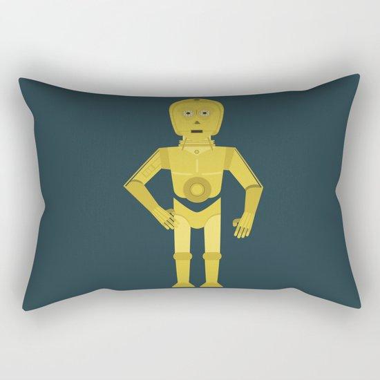 Flat citripio Rectangular Pillow