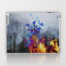 Fire II Laptop & iPad Skin