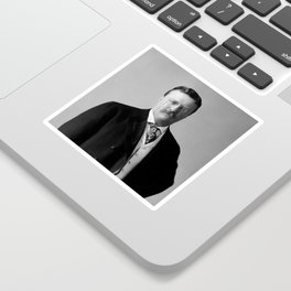 Theodore Roosevelt - 26th President of United States of America Sticker