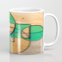 equality Mugs featuring Sublime Equality by Robin Curtiss