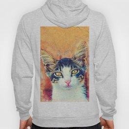 Cat Jacky art #cat #kitty Hoody