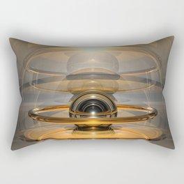 Energy Cell Rectangular Pillow