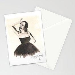 Black HERstory: Dorothy v2 Stationery Cards