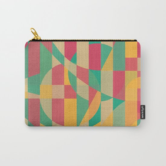 Abstract Graphic Art - Contemporary Music Carry-All Pouch