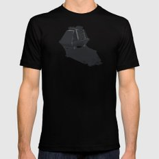 Mouse Droid Mens Fitted Tee Black MEDIUM