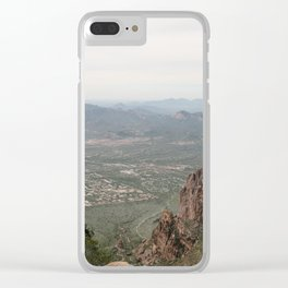 Superstition Views Clear iPhone Case
