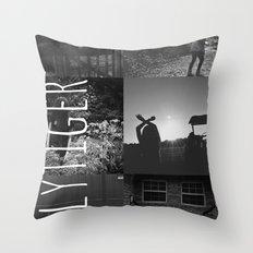 gillytiger Throw Pillow