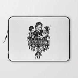 Rapture's Emblems : The Little Sisters Laptop Sleeve