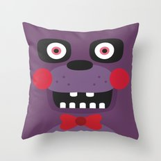 Bonnie FNAF Throw Pillow