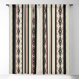 southwest tradition Blackout Curtain