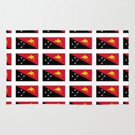 flag of papua new guinea -Papua Niugini,Hiri Motu,Papua Niu Gini,papuan,Moresby. Rug