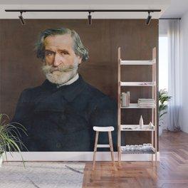 Giuseppe Verdi (1813 – 1901) by Giovanni Boldini (1842 - 1931) Wall Mural