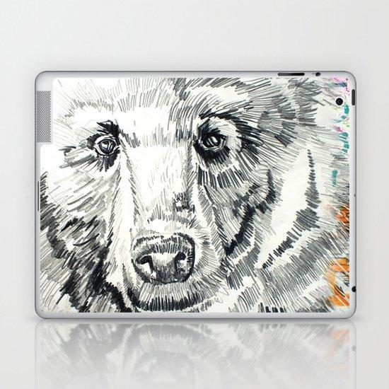 BEAR-asidad Laptop & iPad Skin