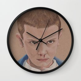Eleven Season 1 Wall Clock