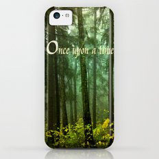 Once upon a time... iPhone 5c Slim Case