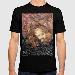 The Velvet Rope Abstract T-shirt