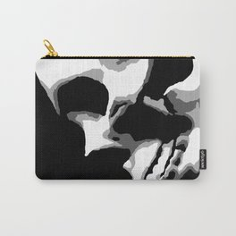 Skull Over Darkness Carry-All Pouch