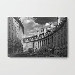 Regent Street, London Metal Print