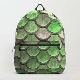 Sensational Scallops in Green Goddess Backpack
