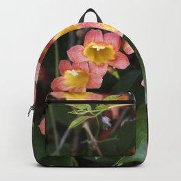 Tangerine Beauty Cross Vine Cascade Backpack