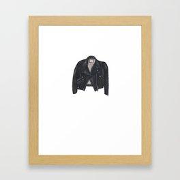 Uniform Framed Art Print