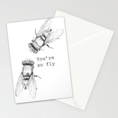 So fly Stationery Cards