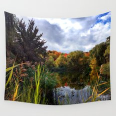 Quite life Wall Tapestry