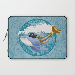 Ballena Pirata Laptop Sleeve