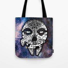 Sitfits - Millennium Fiend Skull Tote Bag