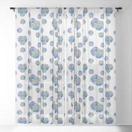Retro Wonderful - Vintage Inspired Sheer Curtain