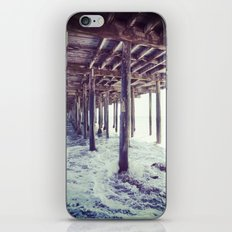 Under the Pier iPhone & iPod Skin