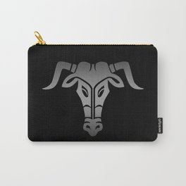 Ancient Greek Minotaur´s Face Carry-All Pouch