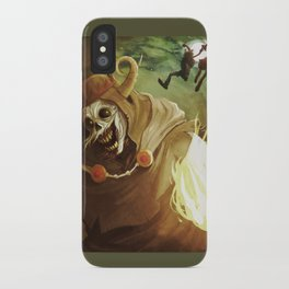 The Lich iPhone Case