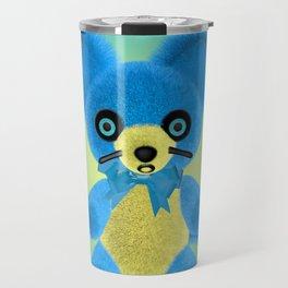 Blue Mouse Travel Mug