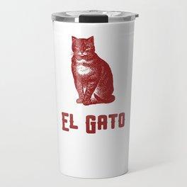 EL GATO Travel Mug