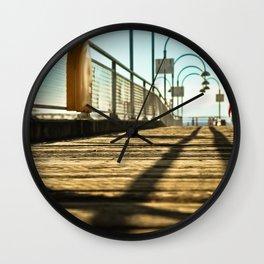 Low POV 4 Wall Clock