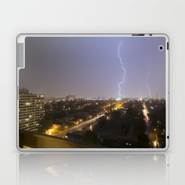 City Lightning. Laptop & iPad Skin