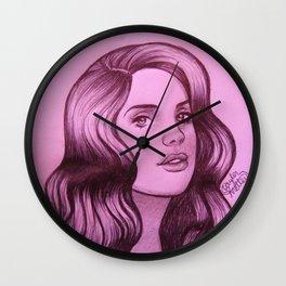 God Knows I Tried Wall Clock