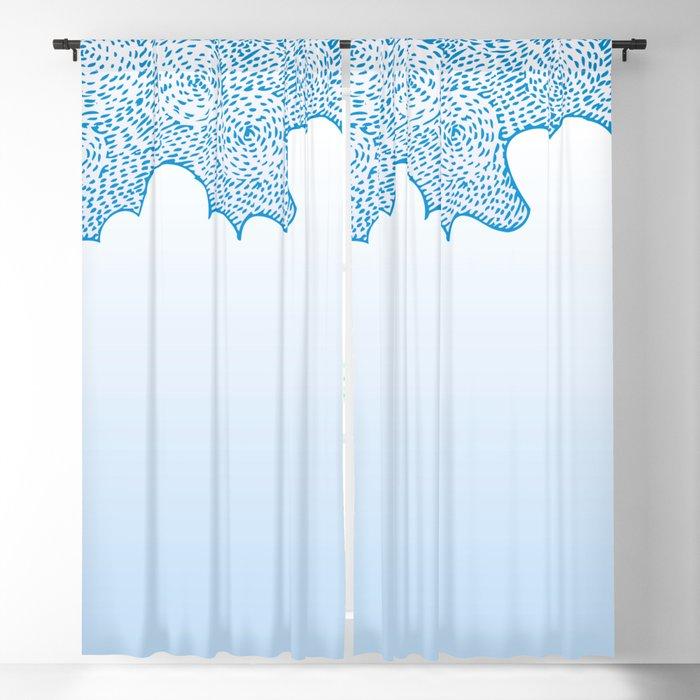 clouds Blackout Curtain
