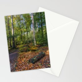 Autumn Forest Stationery Cards