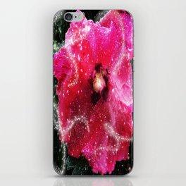 Pink Twinkles iPhone Skin