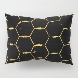 golden beehive Pillow Sham