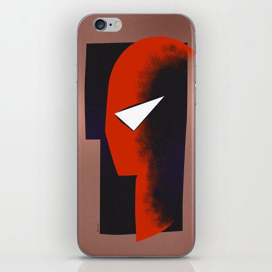 Carlu Spirit - Spiderman iPhone & iPod Skin