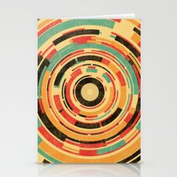 2001 a space odyssey Stationery Cards featuring Space Odyssey by Picomodi