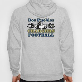 Dos Pueblos Chargers Football Fan Hoody