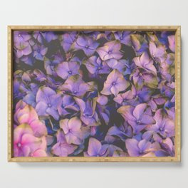 Flower XIX Serving Tray