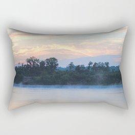 Sunrise at Shiloh II Rectangular Pillow