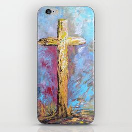 Colors of the Cross iPhone Skin