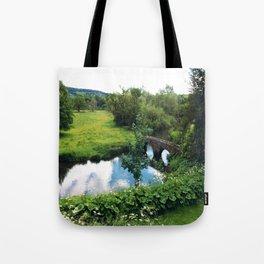Haddon Hall Waters Tote Bag